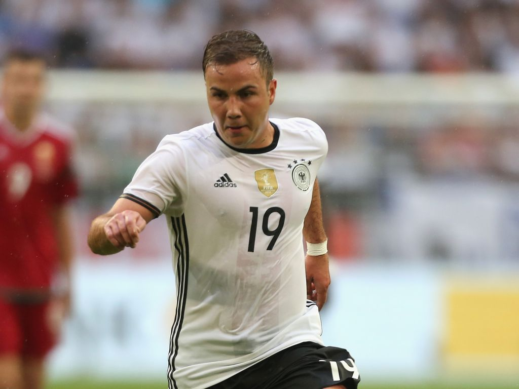 Mario Götze, Deutscher Fußballnationalspieler