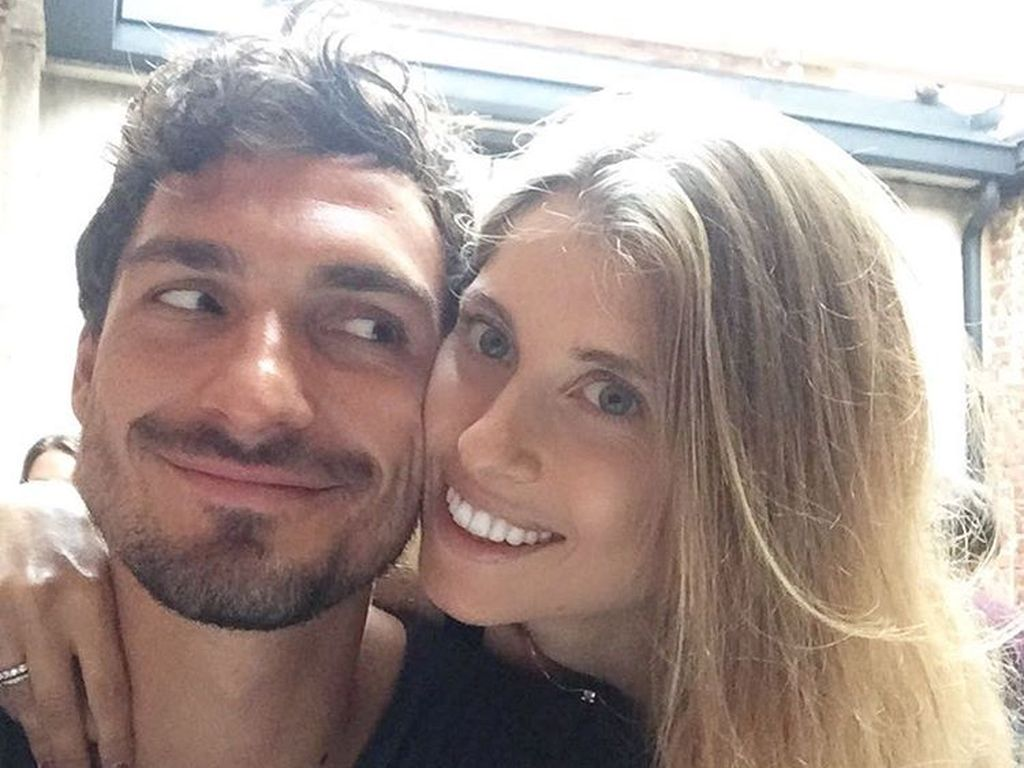 Mats und Cathy Hummels in Los Angeles