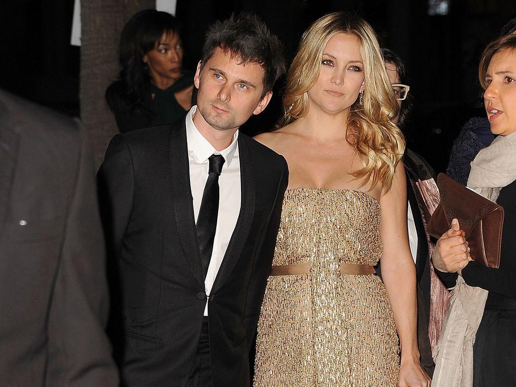 Kate Hudson und Matthew Bellamy