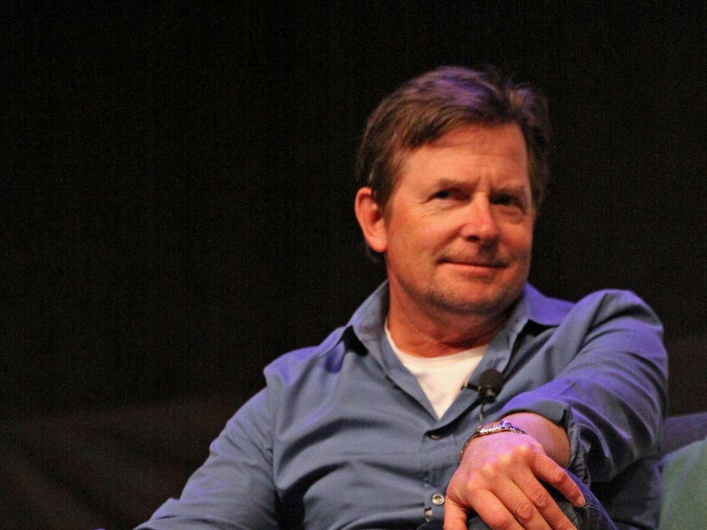 Michael J. Fox zu Besuch auf der Wizard World Comic Con