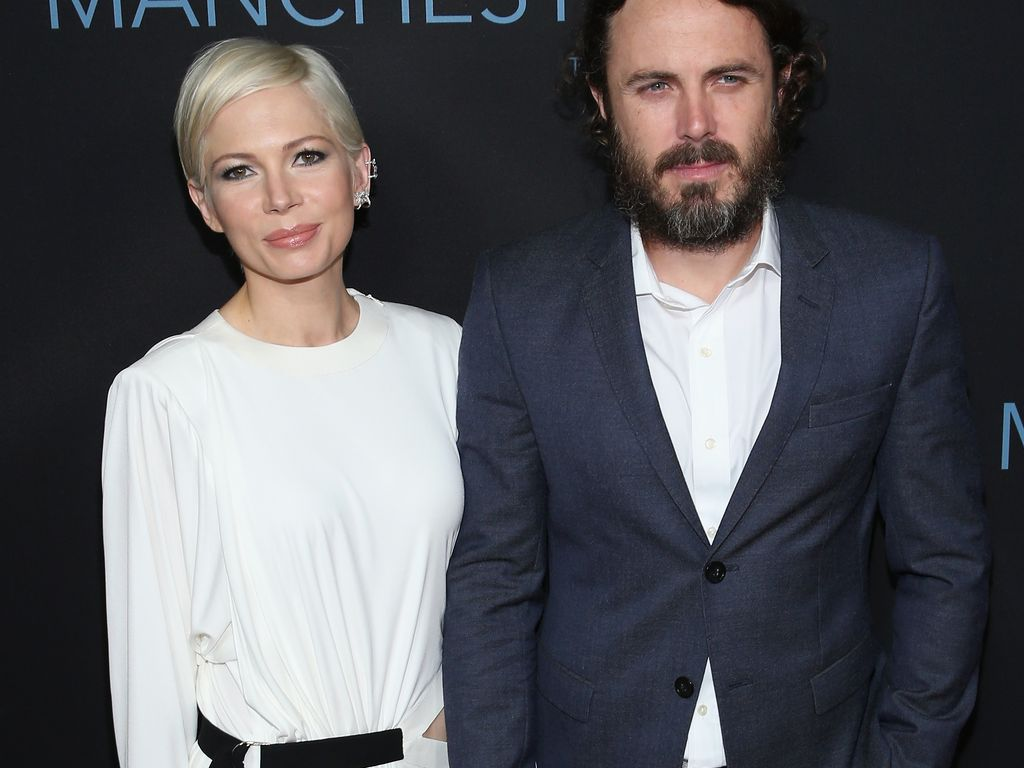 "Michelle Williams und Casey Affleck bei der ""Manchester By The Sea""-Premiere in Beverly Hills"