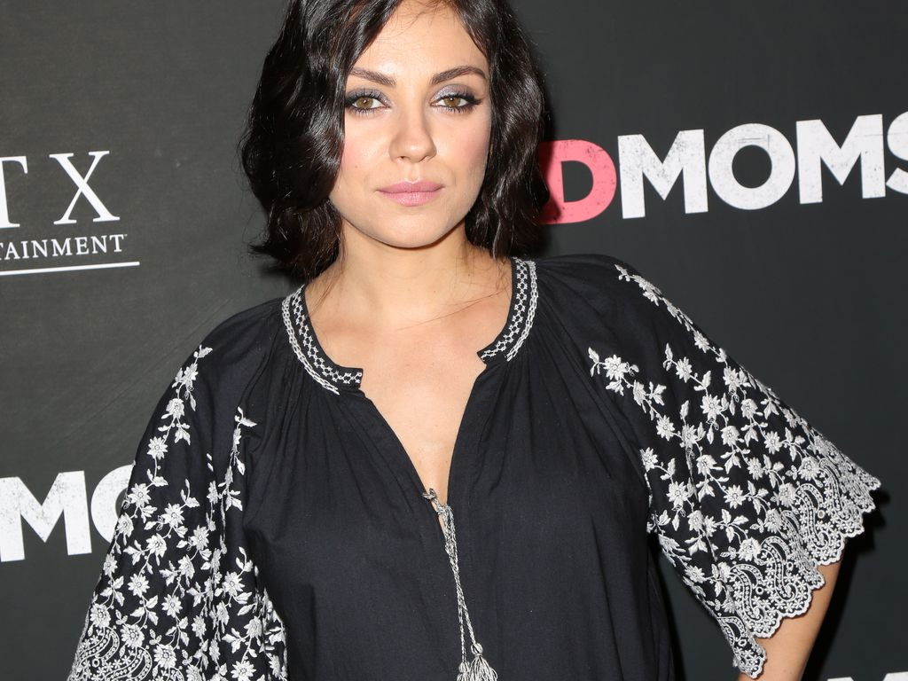 "Mila Kunis bei der ""Bad Mom""-Premiere in New York"