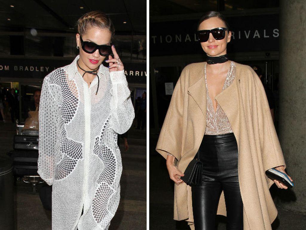 Miranda Kerr und Rita Ora