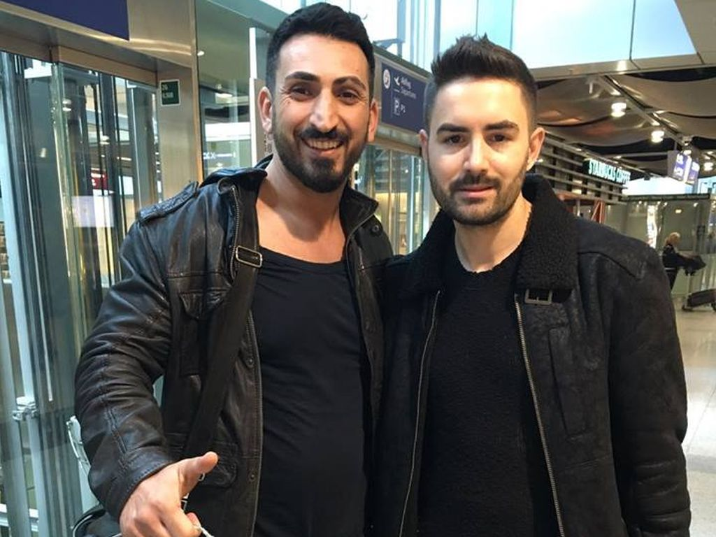 Menderes und Mustafa Alin