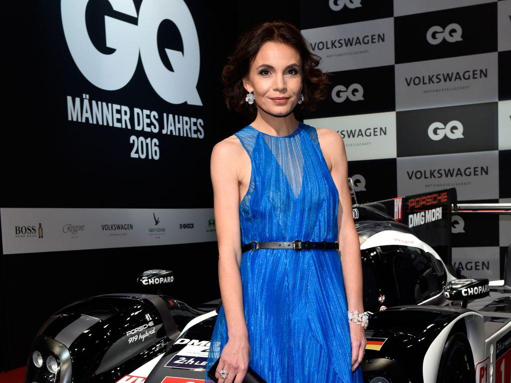 "Nadine Warmuth bei den ""VIP Pre-Dinner GQ-Awards"" in Berlin"