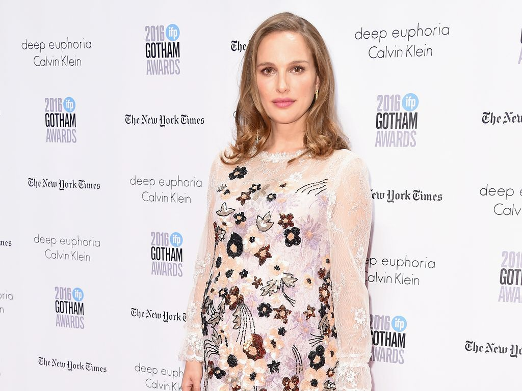 Natalie Portman bei den 26. Gotham Independent Film Awards