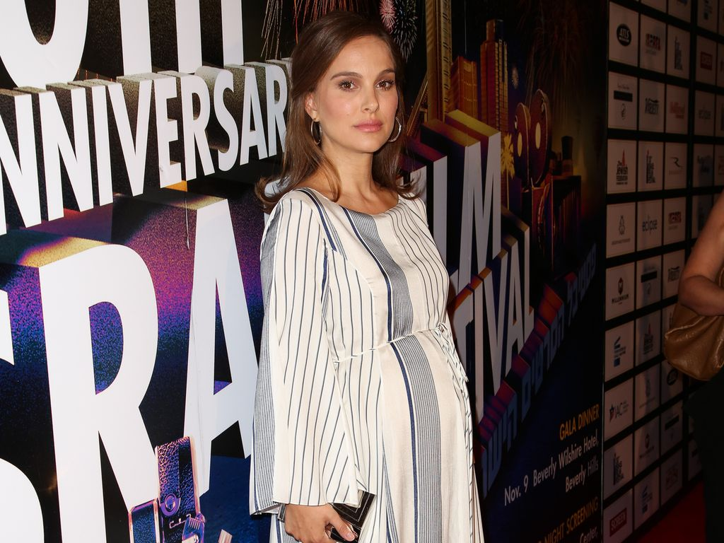 Natalie Portman bei den Gala-Awards des 30. Israel Film Festival in Los Angeles