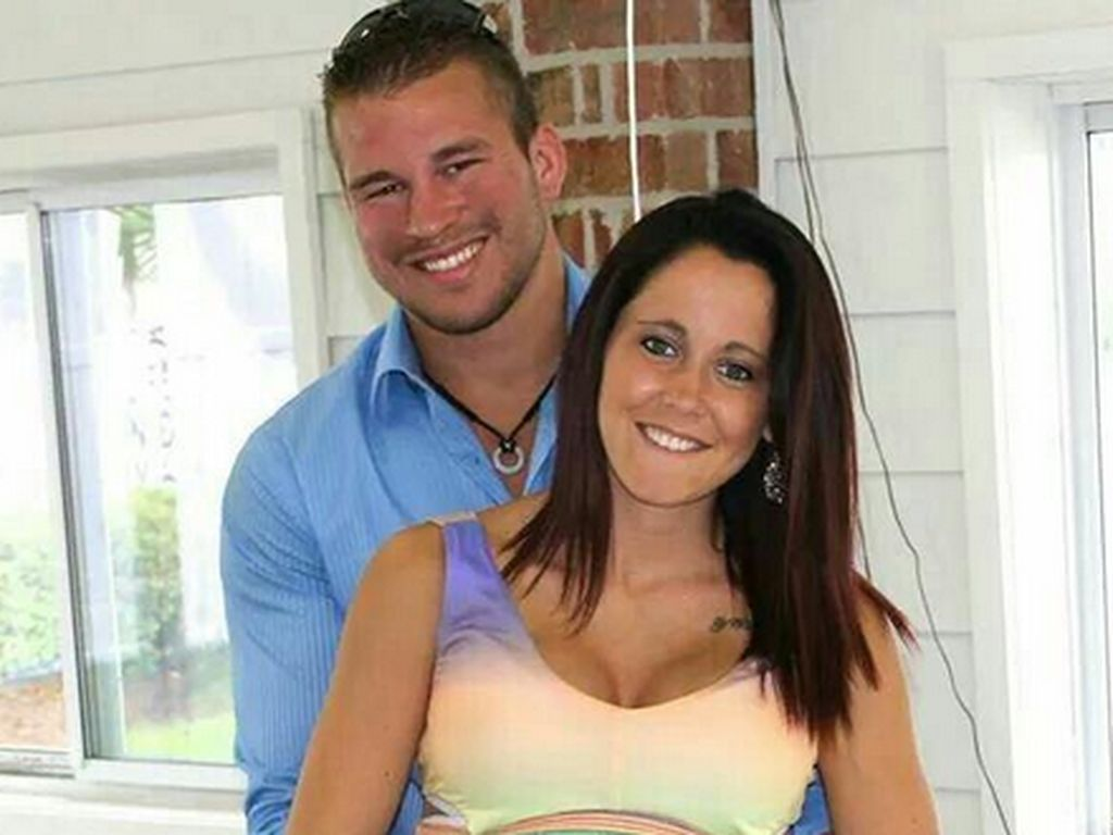 Jenelle Evans und Nathan Griffith