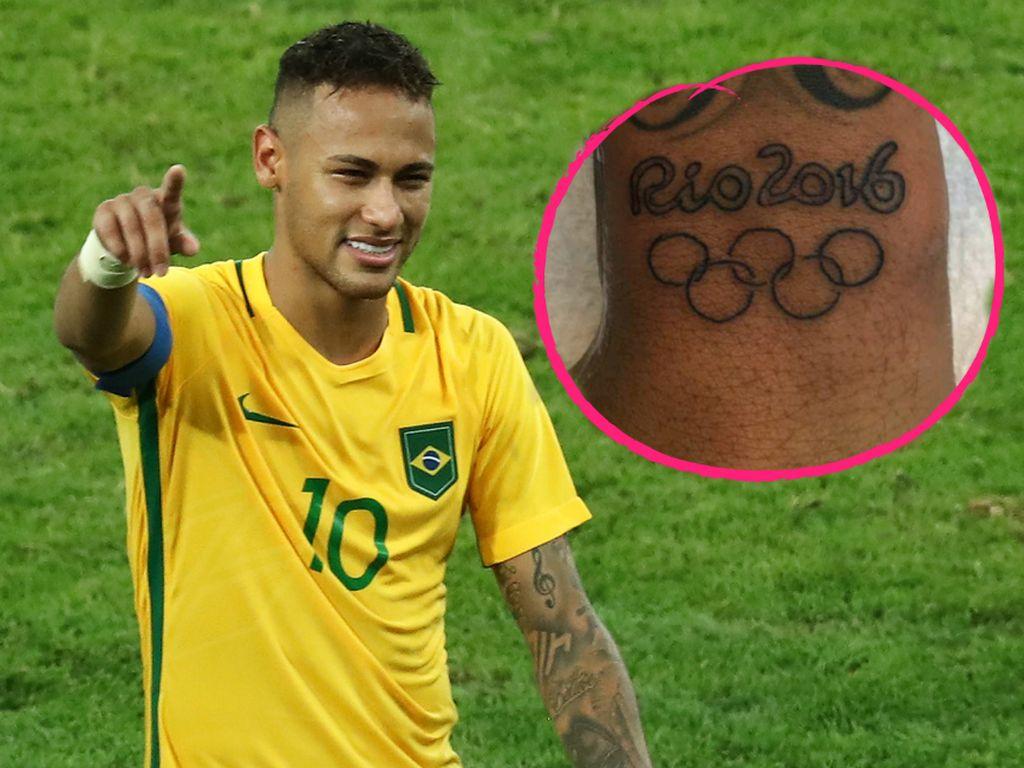 Neymar Jr., Fußballer