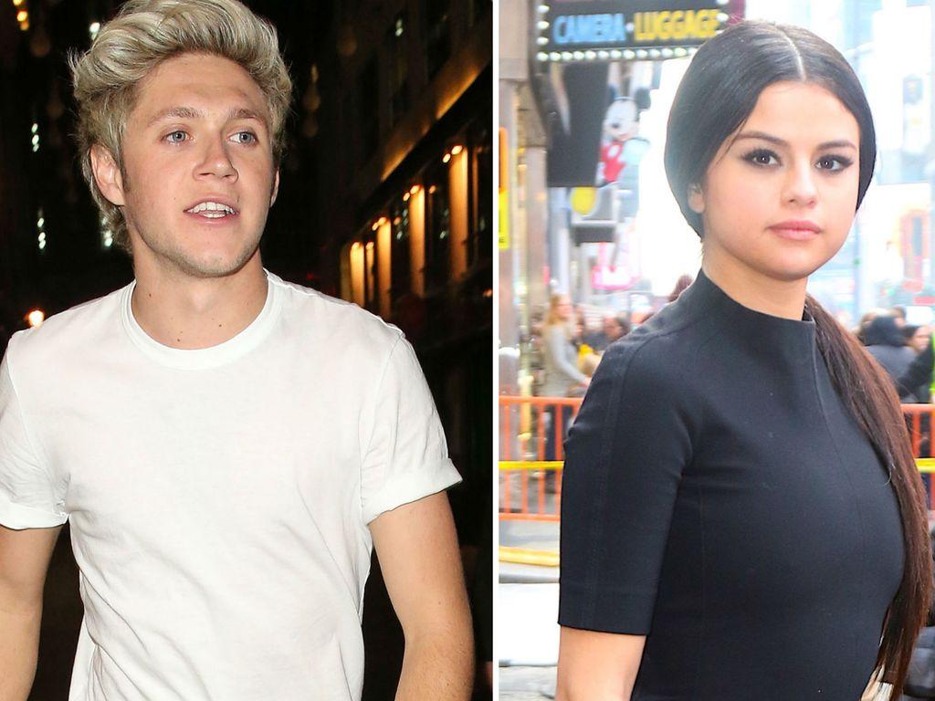 Niall Horan und Selena Gomez
