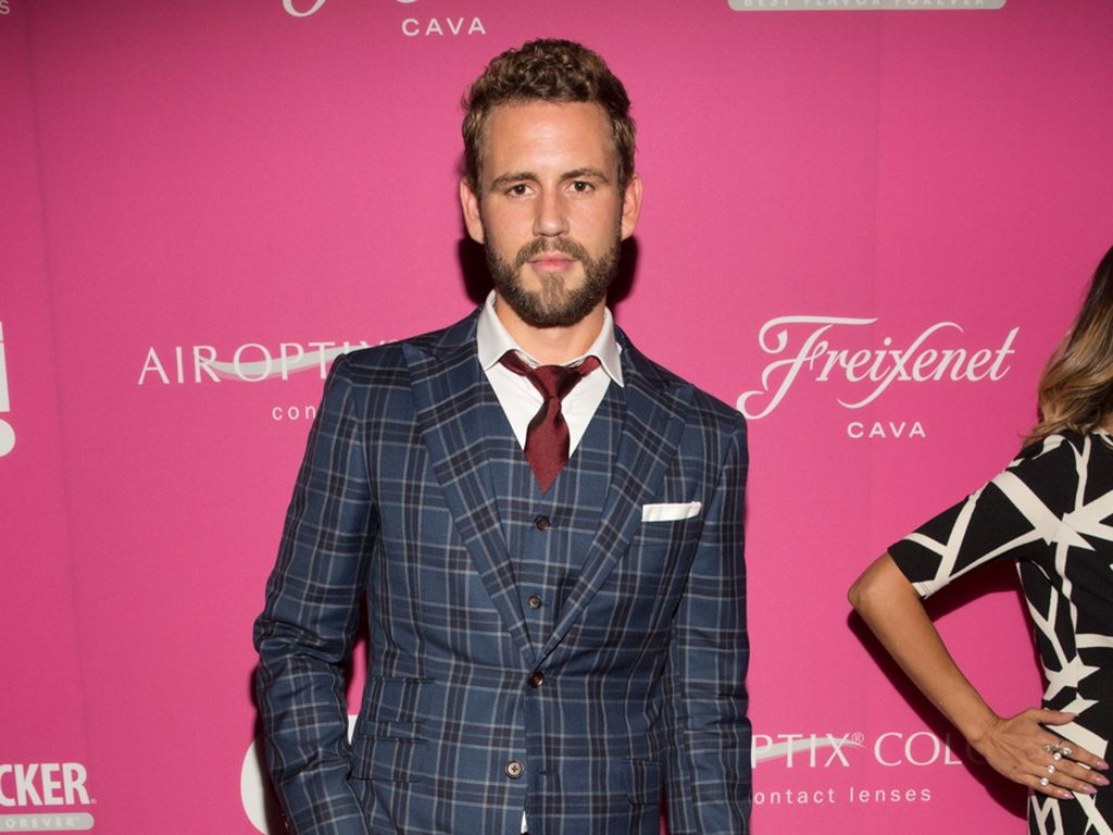 Nick Viall in New York City