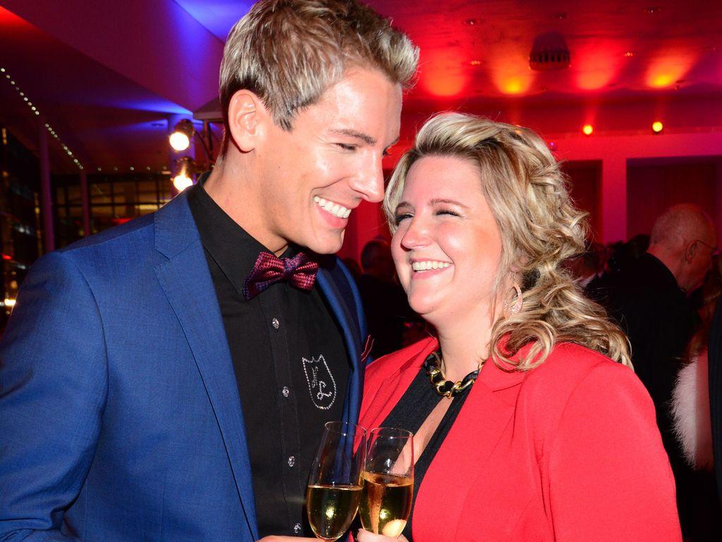 Norman Langen und Verena De-Haan