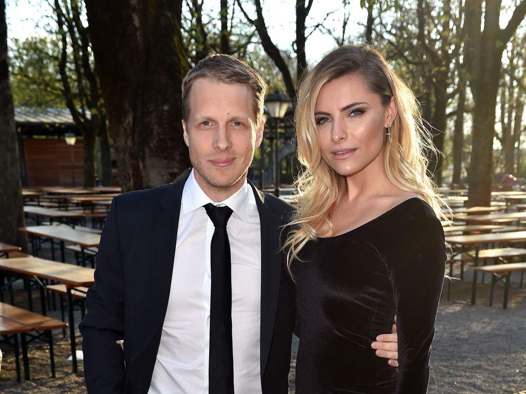 Sophia Thomalla und Oliver Pocher