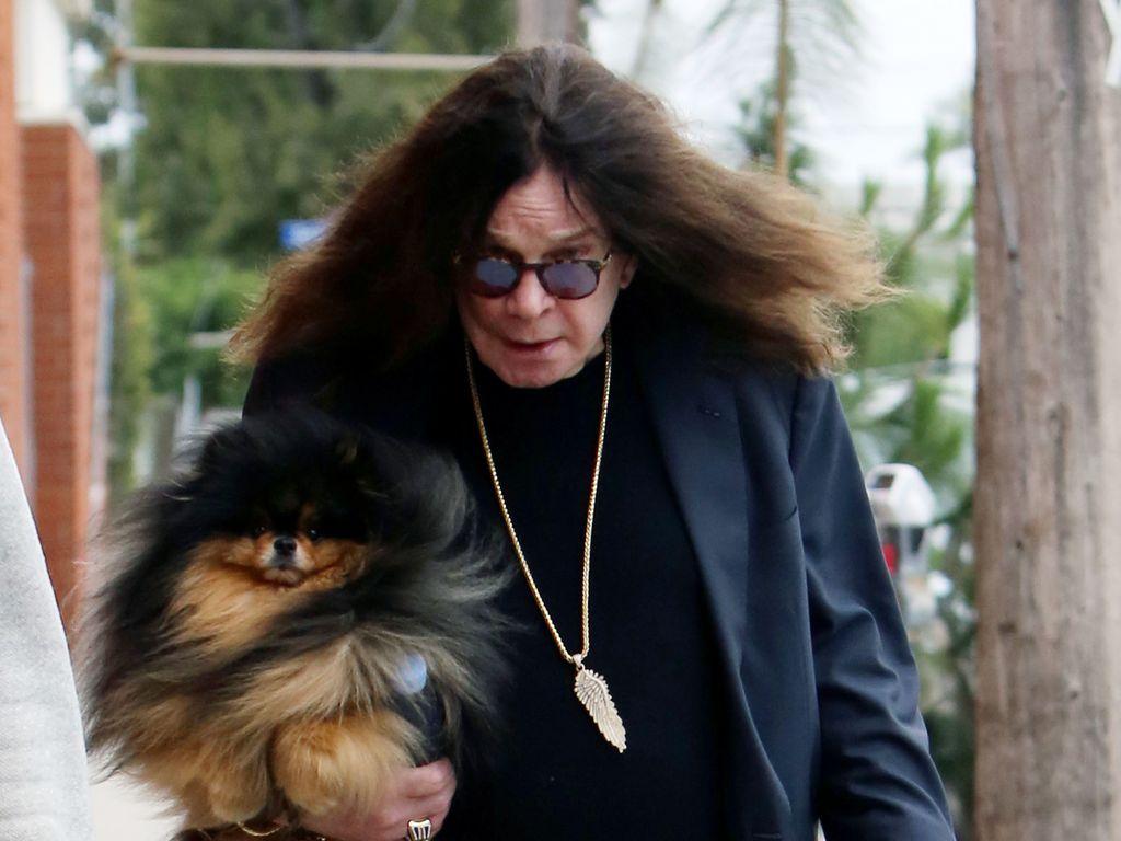 Musiker Ozzy Osbourne