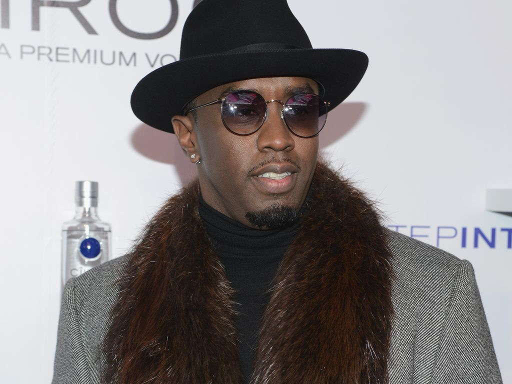 P. Diddy, Rapper