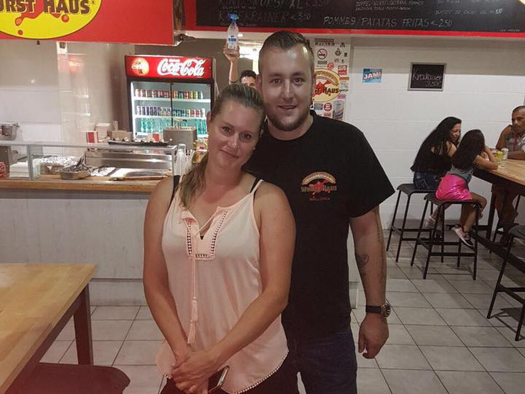 Patrick Lorenz und Anja Lorenz