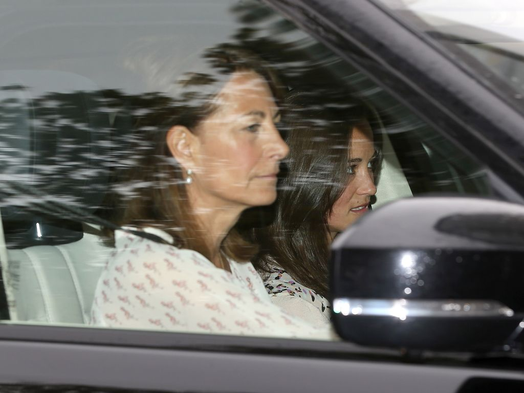 Pippa Middleton und Carole Middleton