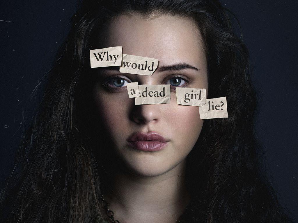 """Poster der Netflix-Serie """"Tote Mädchen lügen nicht"""""""