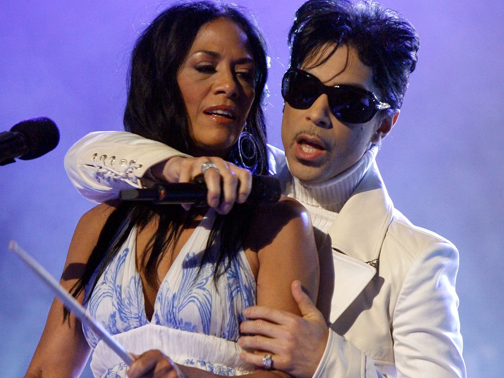 Prince und seine Ex-Verlobte