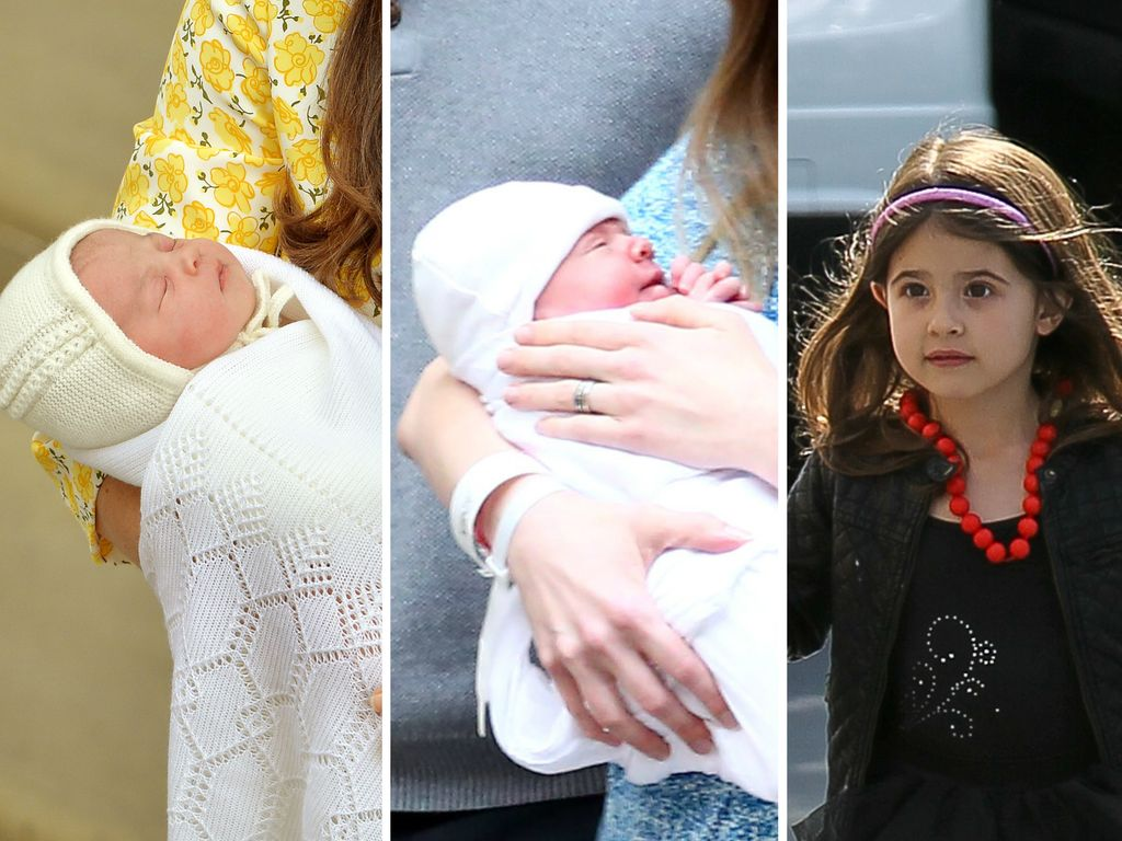 Prinzessin Charlotte und Charlotte Grace Prinze