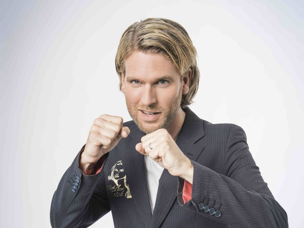 "Robin Bade bei ""Promi Big Brother"""