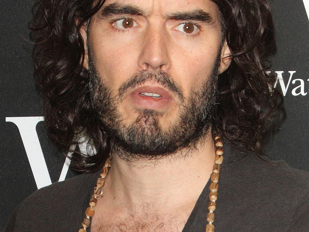 Russell Brand, Comedian
