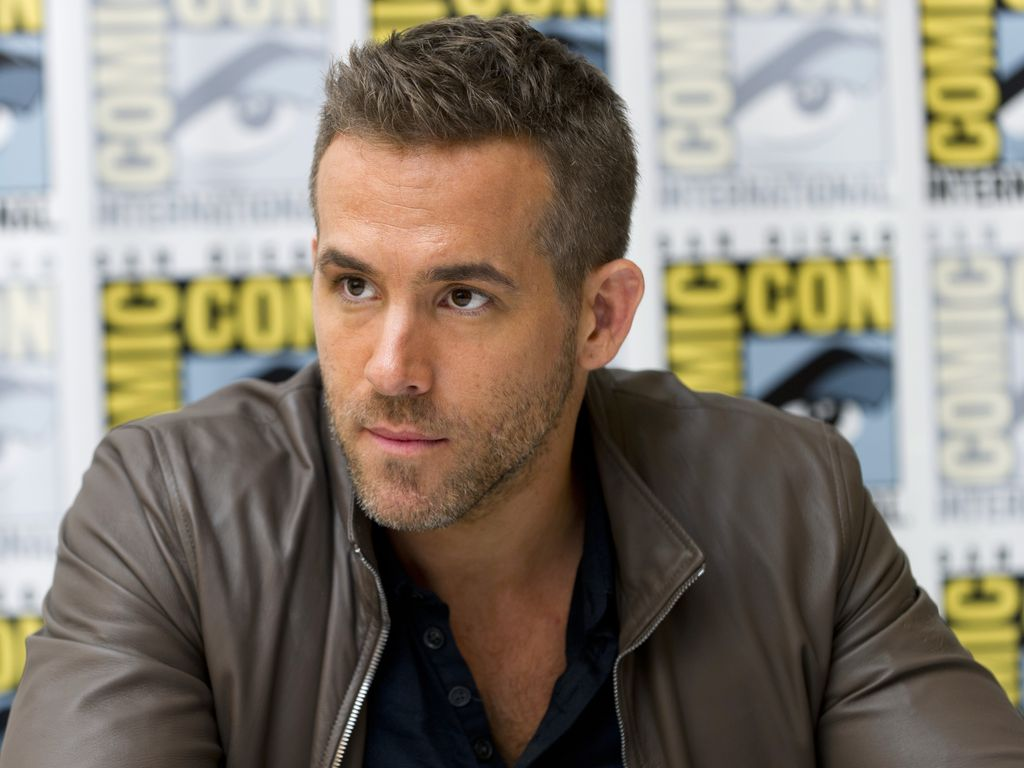 Ryan Reynolds in San Diego