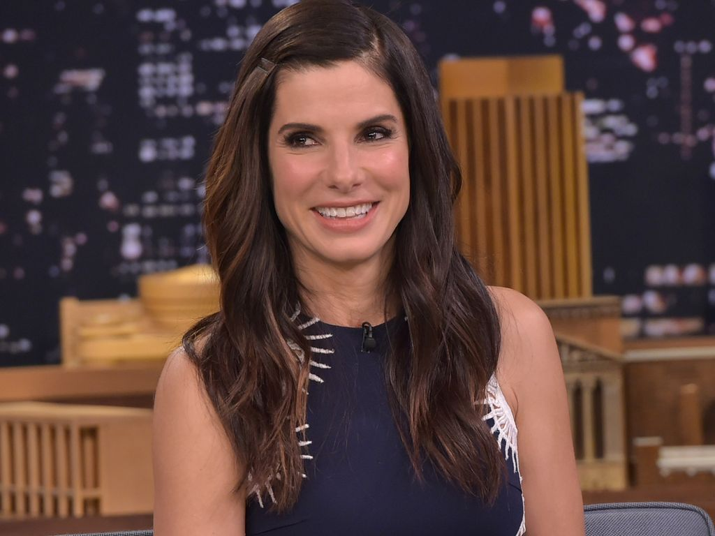 "Sandra Bullock in der ""Tonight Show"" von Jimmy Fallon"