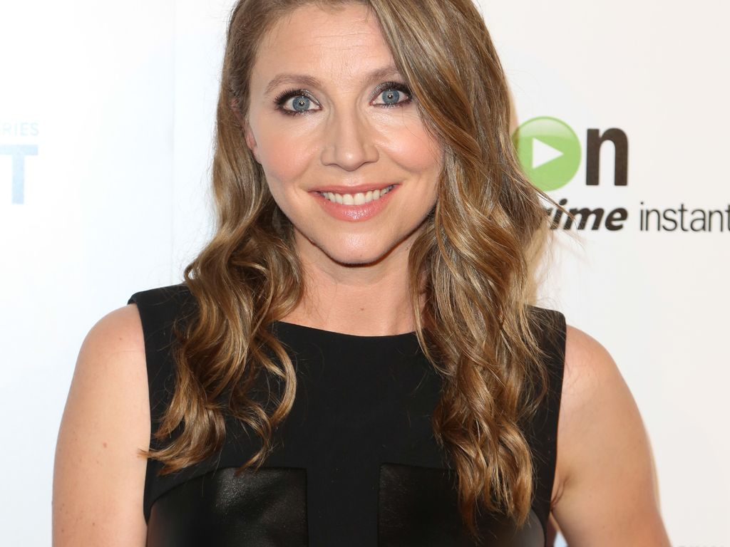 "Sarah Chalke bei der Premiere von ""Transparent"" in Los Angeles"
