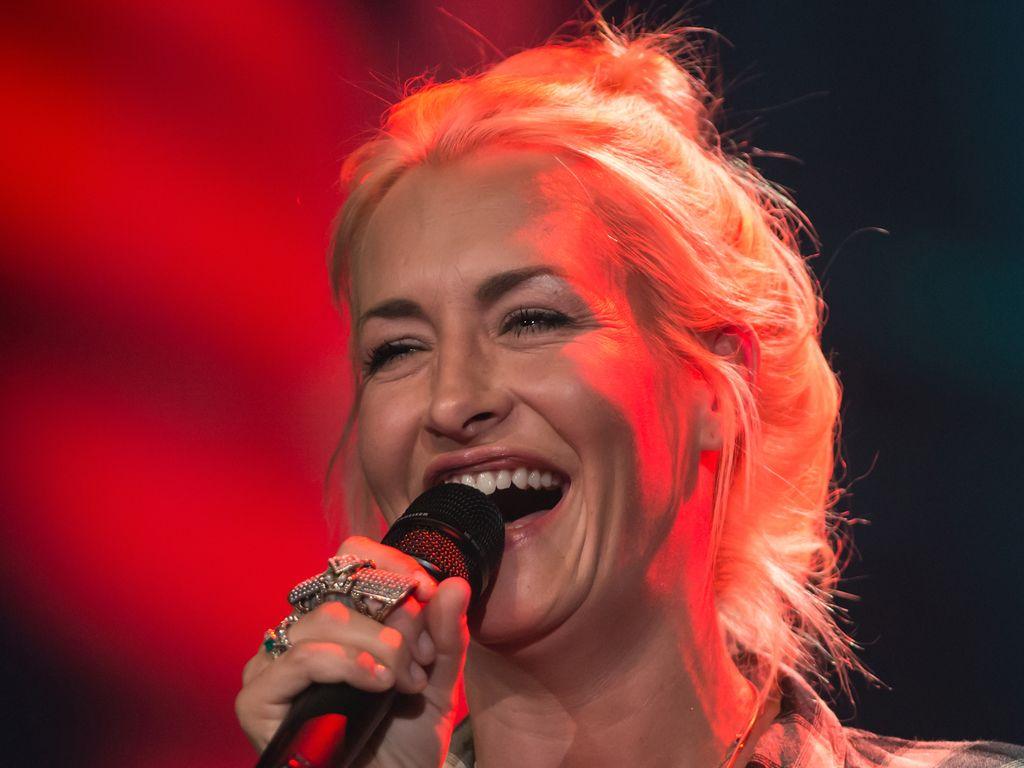 Sarah Connor bei 'Gabalier - Die Volks-Rock'n'Roll-Show'