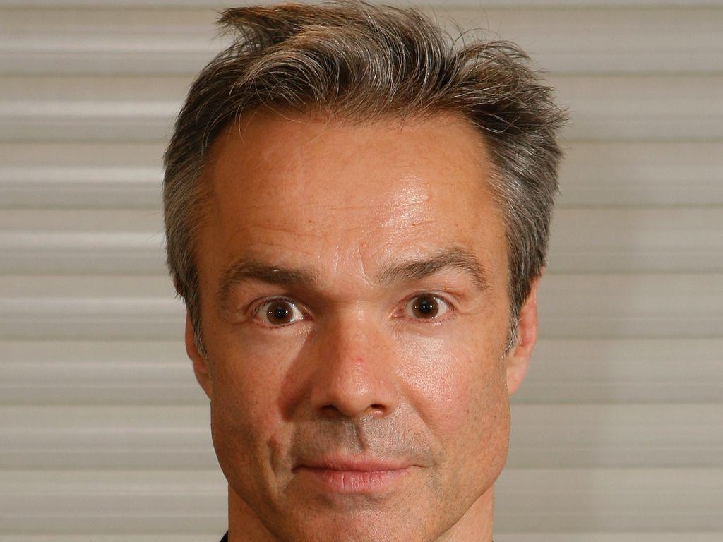 Schauspieler Hannes Jaenicke