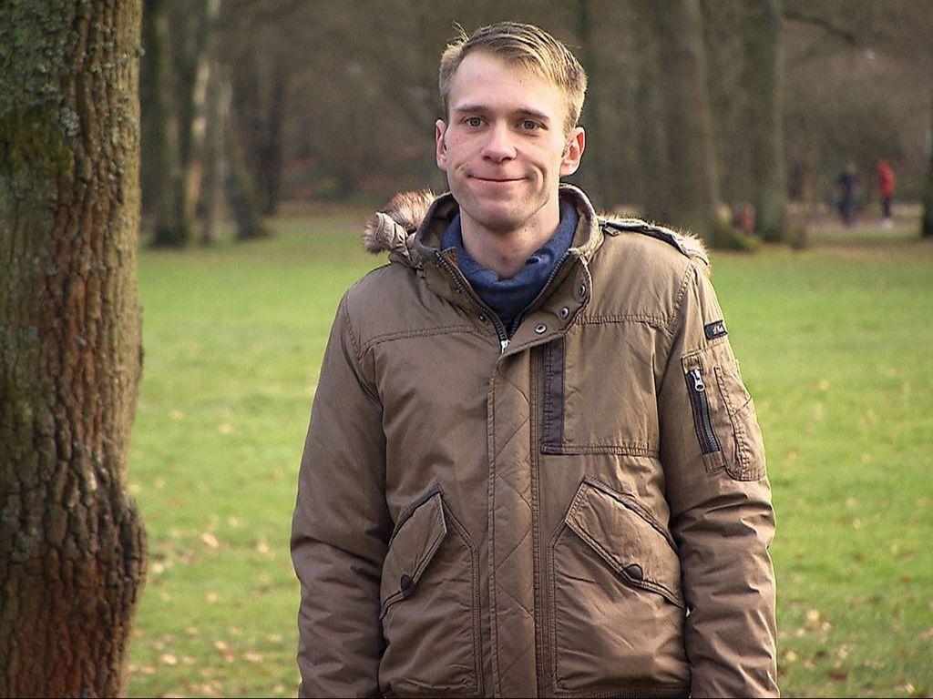 """""""Schwiegertochter gesucht""""-Kandidat Dennis"""