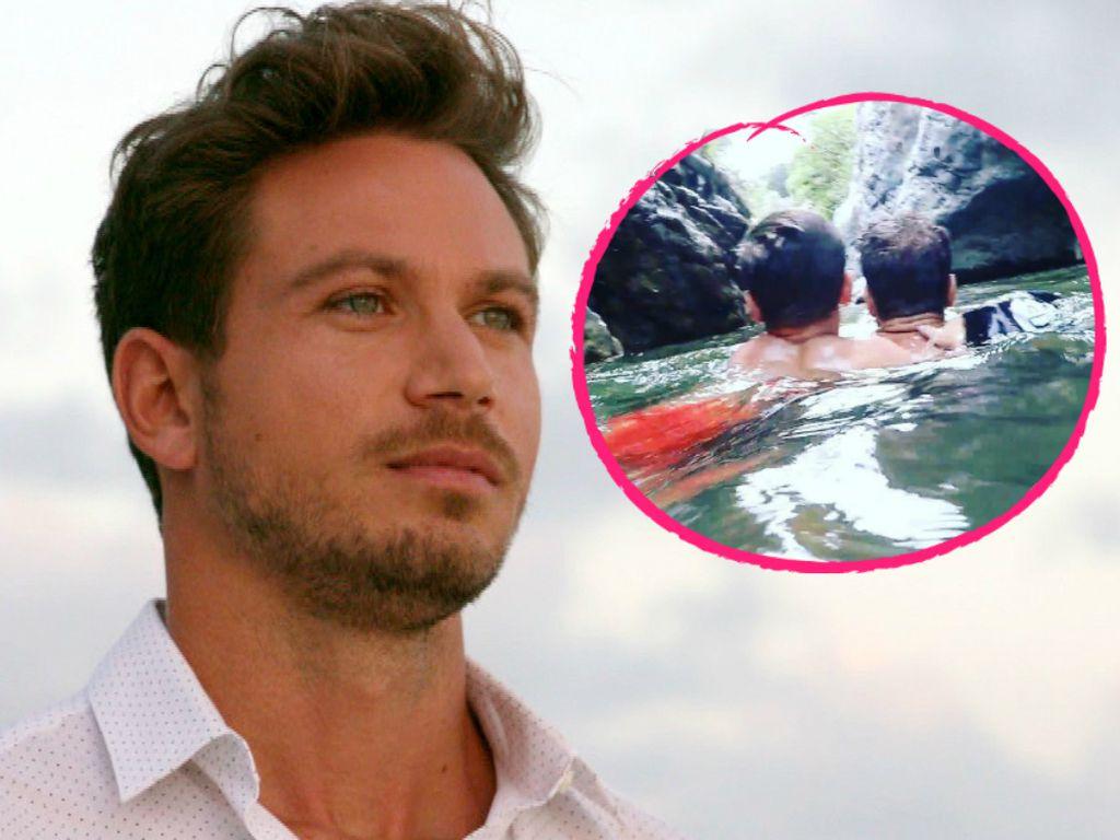 In letzter Minute: Sebastian Pannek rettet einem Jungen das Leben