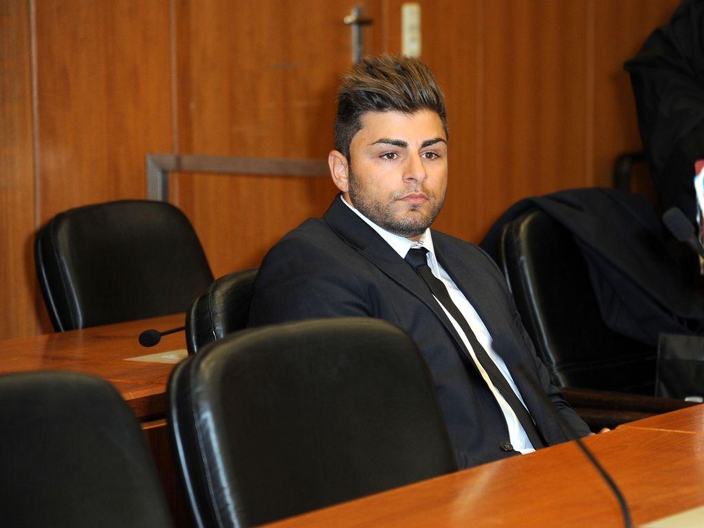 Severino Seeger im Gericht