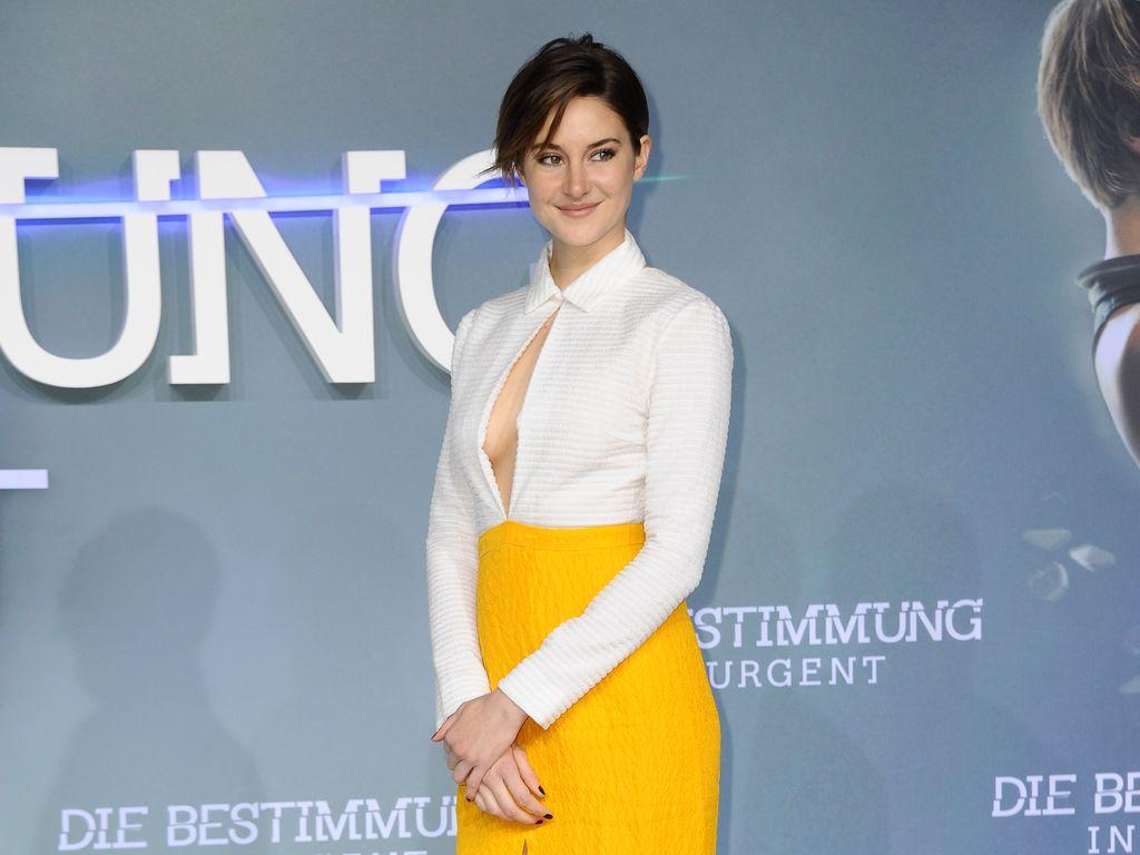 Shailene Woodley, Hollywood-Star