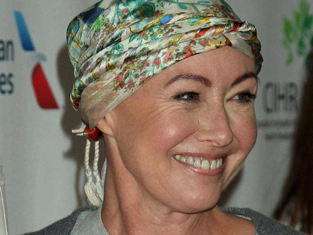 Shannen Doherty bei der Stand Up For Cancer Gala