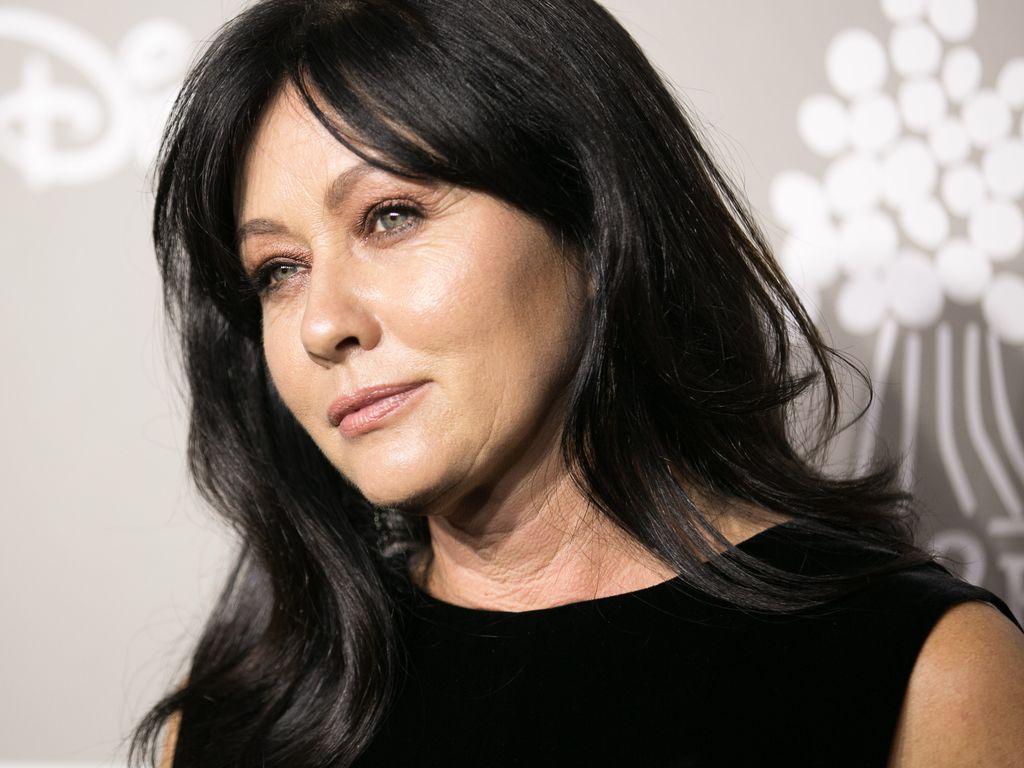 """Shannen Doherty, bekannt aus """"Beverly Hills, 90210"""""""