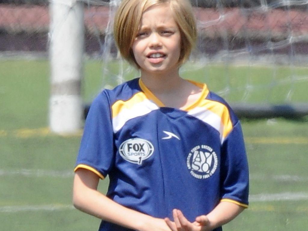 Shiloh Jolie-Pitt, Tochter von Brad Pitt und Angelina Jolie