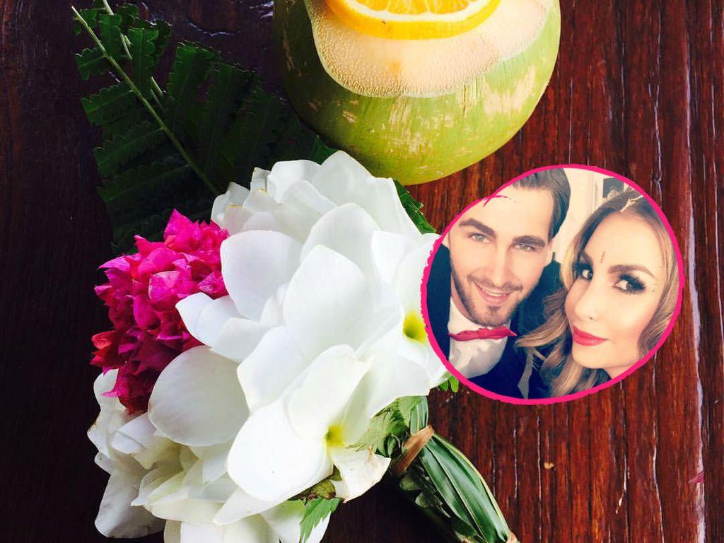 Sila Sahin & Samuel Radlinger reisten nach der Hochzeit direkt in die Flitterwochen