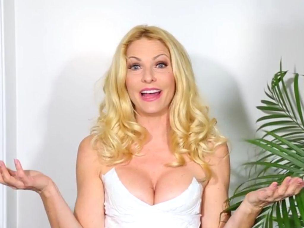 Riesen-Brüste! Sonya Kraus zeigt wies ohne OP geht
