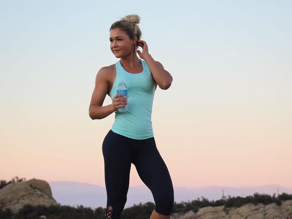 Sophia Thiel, Fitnessstar