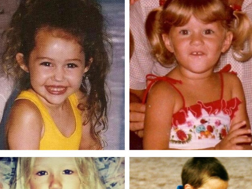 Miley Cyrus, Mario Götze, Iggy Azalea und Gisele Bündchen