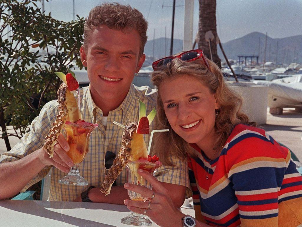 Stefan Mross und Stefanie Hertel