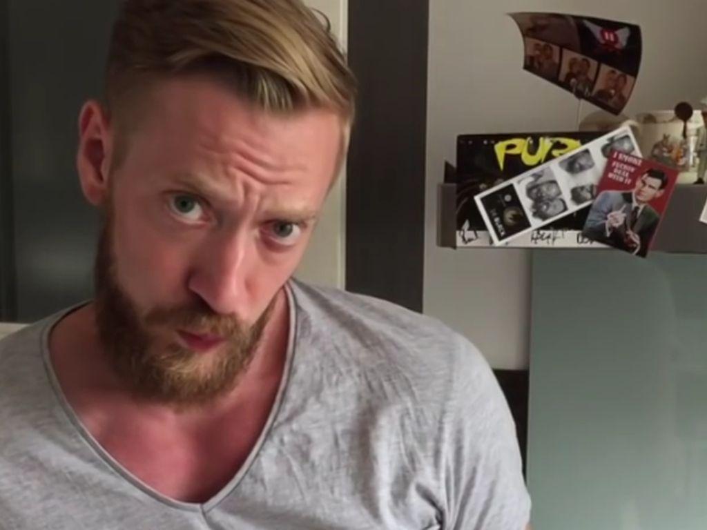 Steffen Donsbach imitiert Pamela Reif