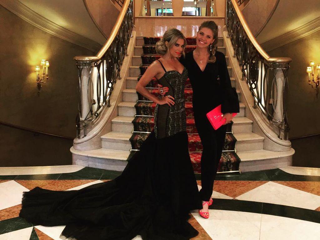 Sylvie Meis und Victoria Swarovski