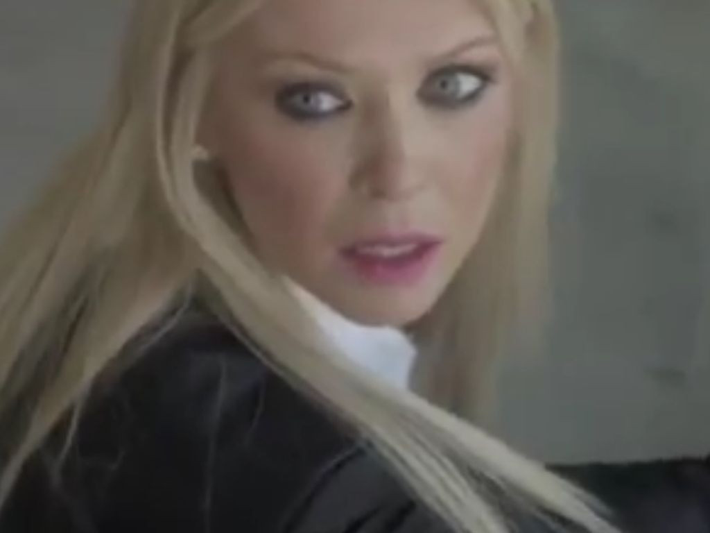 """Tara Reid in """"Sharknado 2"""""""