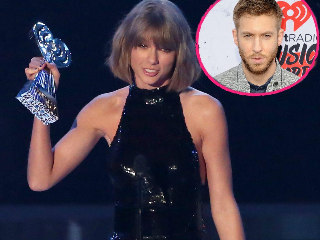 Calvin Harris und Taylor Swift