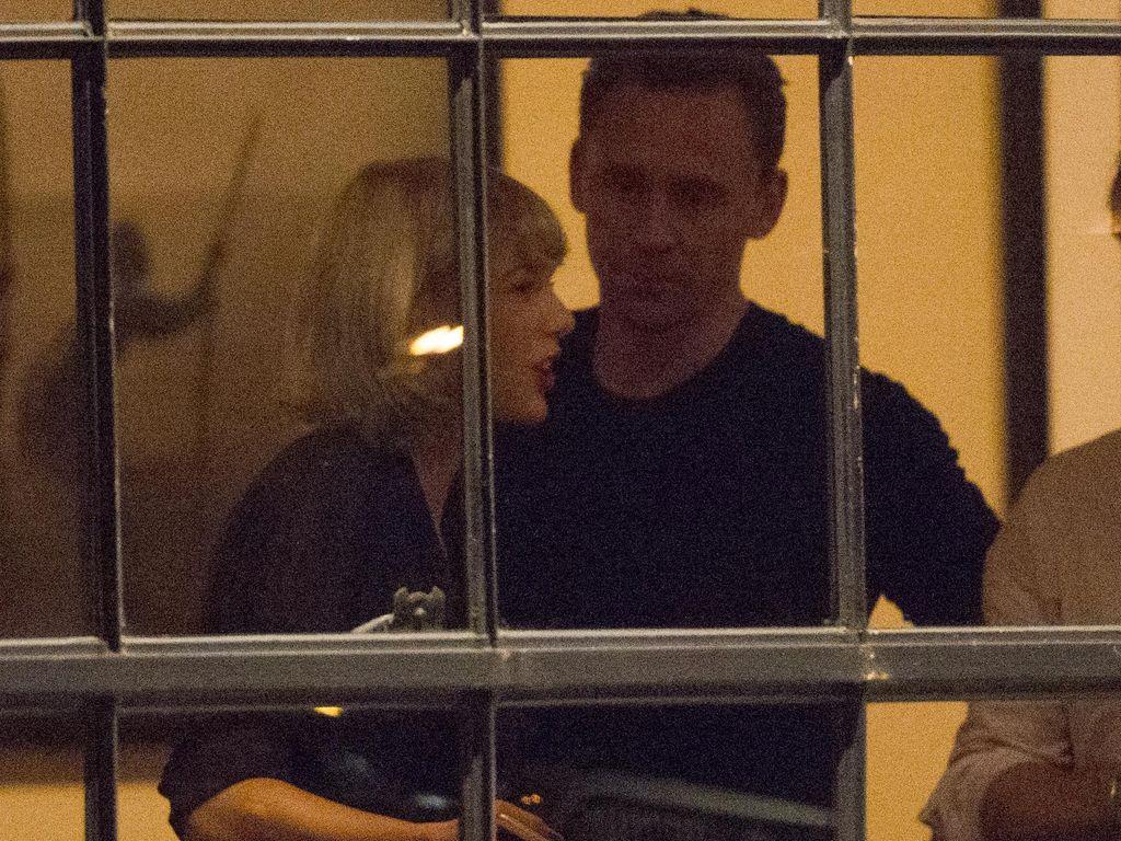 Taylor Swift und Tomd Hiddleston in Nashville 2016