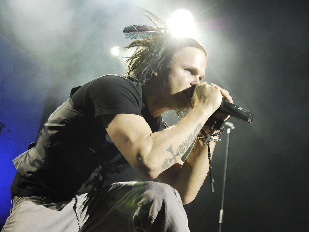The Rasmus Sänger