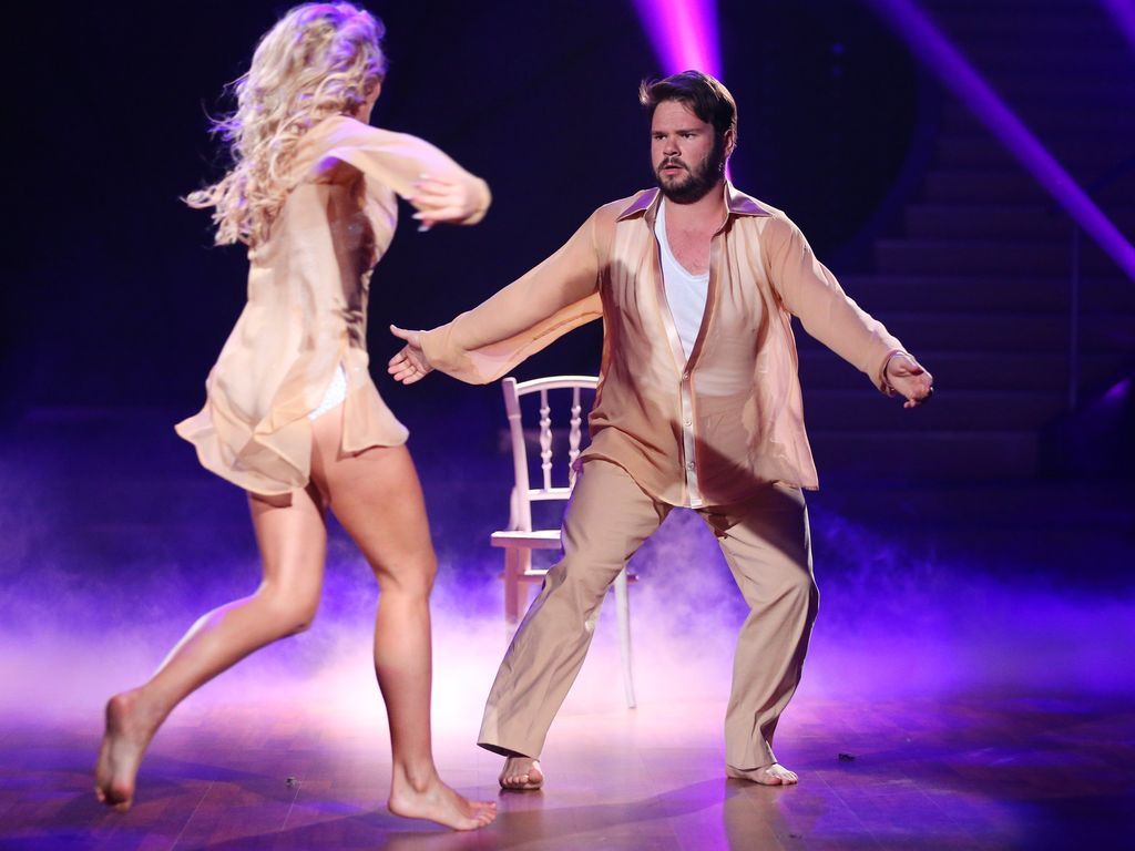 "Thomas Drechsel bei ""Let's Dance"""